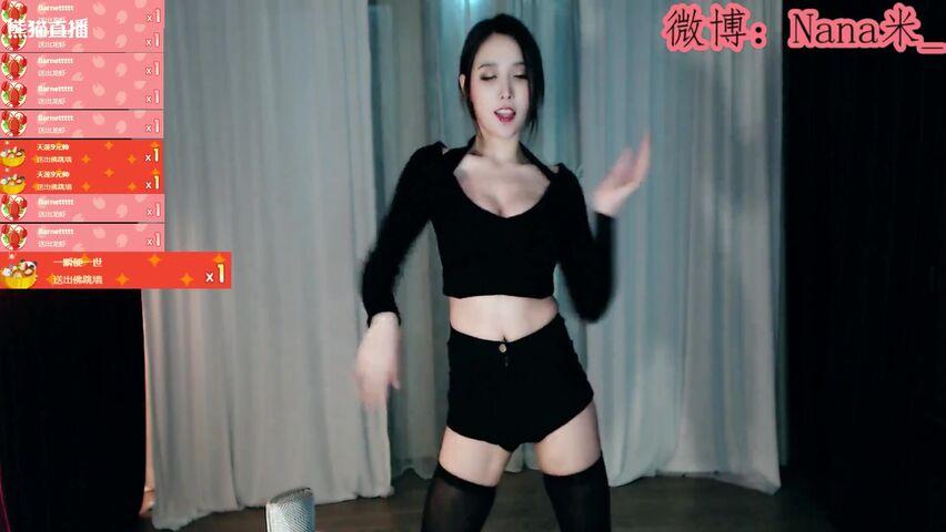网红主播米娜娜14